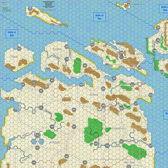 Picture of Blitzkrieg - Blitz World Map