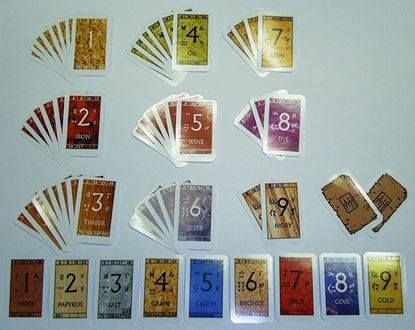 Picture of Civilization Original Variant Trade Cards