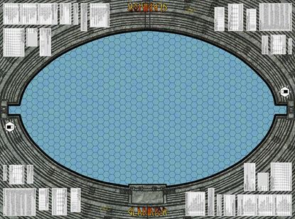 Picture of Gladiator Colesseum Naumachia Map