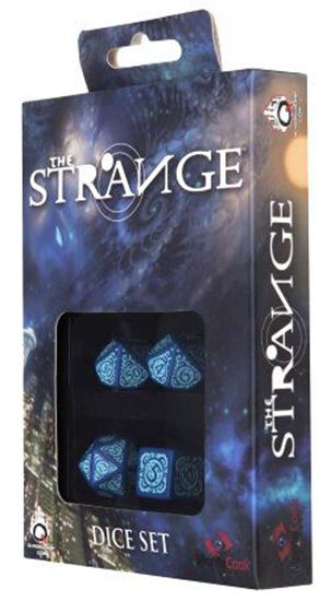 Picture of The Strange Dice set of 4