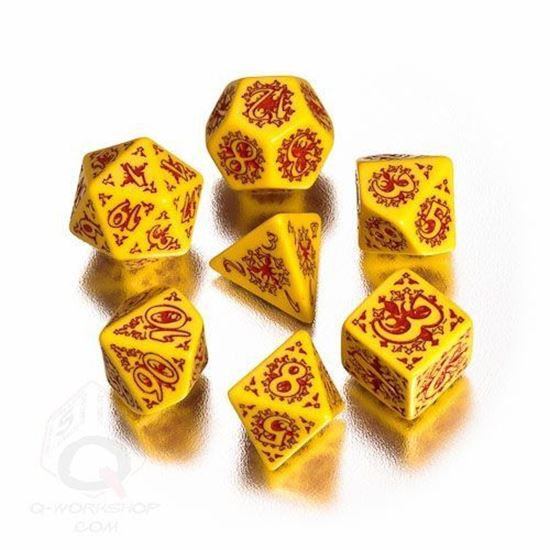 Picture of Pathfinder: Legacy of Fire Dice Set of 7