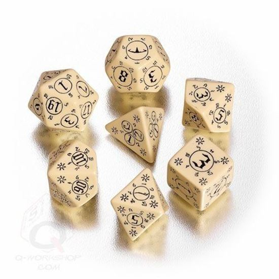Picture of Pathfinder: Rise of Runelords Dice Set of 7