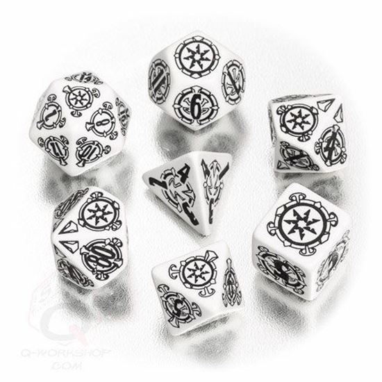 Picture of Pathfinder: Shattered Star Dice Set of 7
