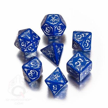 Picture of Pathfinder: Second Darkness Dice, Set of 7