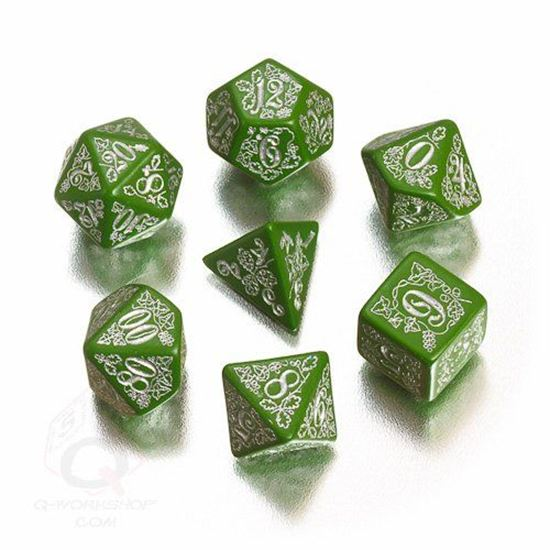 Picture of Pathfinder: Kingmaker Dice, Set of 7