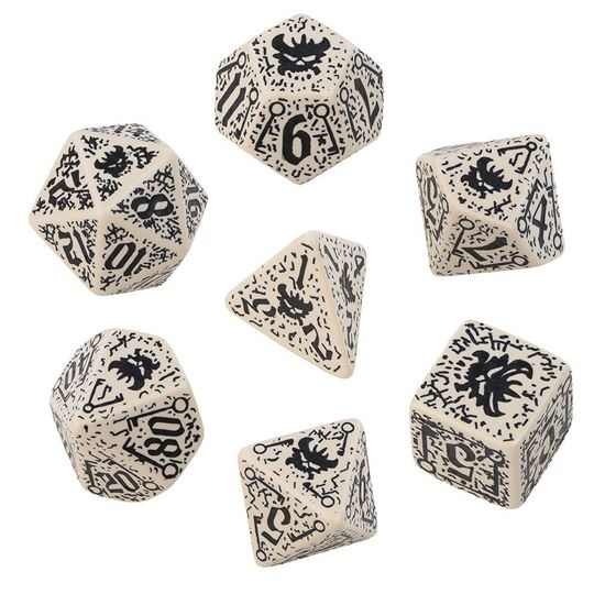 Picture of Pathfinder: Council of Thieves dice, Set of 7