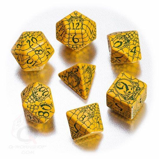 Picture of Pathfinder: Serpent`s Skull Dice, Set of 7