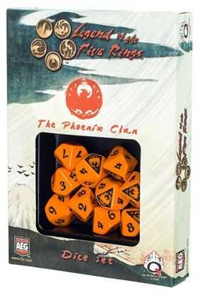 Picture of Legend of the Five Rings: The Phoenix Clan, 10d10