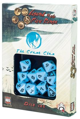 Picture of Legend of the Five Rings: The Crane Clan, 10d10