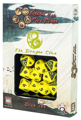 Picture of Legend of the Five Rings: The Dragon Clan, 10d10