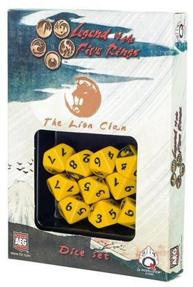 Picture of Legend of the Five Rings: The Lion Clan, 10d10