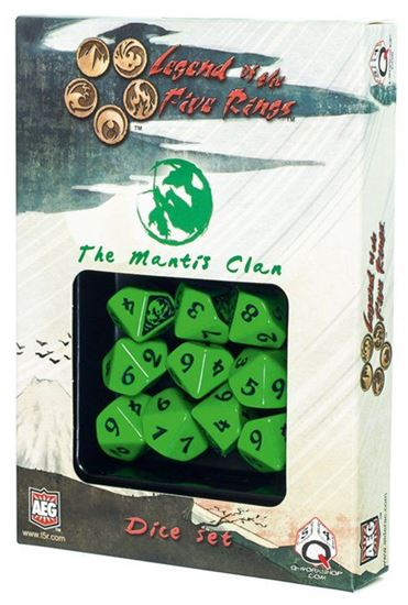 Picture of Legend of the Five Rings: The Mantis Clan, 10d10