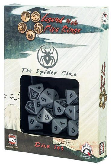 Picture of Legend of the Five Rings: The Spider Clan, 10d10
