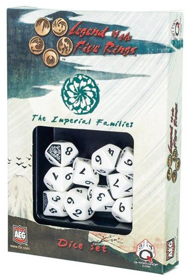 Picture of Legend of the Five Rings: The Imperial Families, 10d10