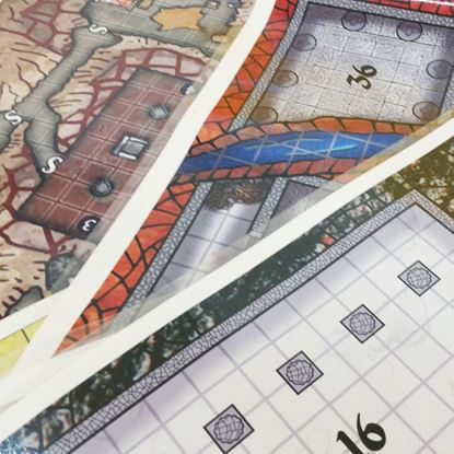 Picture of Misc RPG Maps New & Used