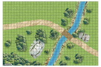 Picture of RPG Map, 24x36in, double sided