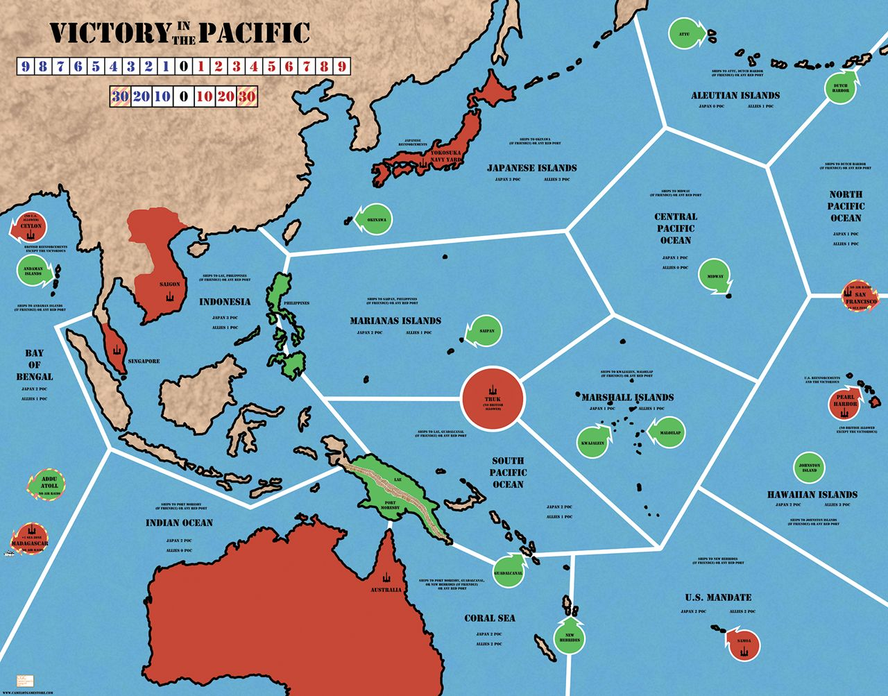 victory in the pacific Victory in the pacific (vitp) is a board wargame published by the avalon hill game company in 1977 based on the game system first used in war at sea, also published.