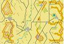 Picture of Imaginative Strategist Panzer Leader Desert Map Set EFGH 5/8 inch