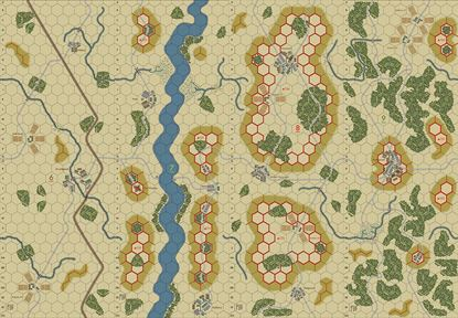 Picture of Imaginative Strategist Panzer Blitz Map Set 6789 5/8 inch