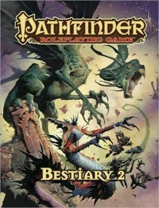 Picture of Pathfinder Roleplaying Game: Bestiary 2