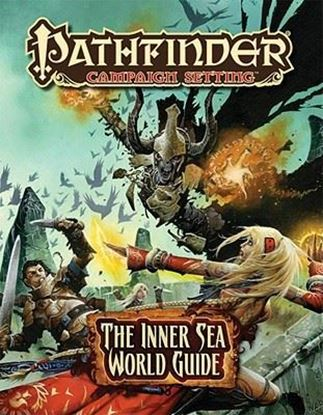 Picture of Pathfinder Campaign Setting World Guide: The Inner Sea