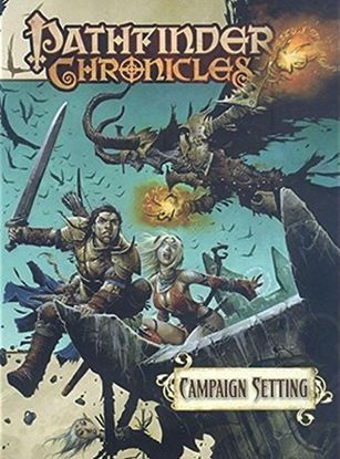 Picture of Pathfinder Chronicles Campaign Setting