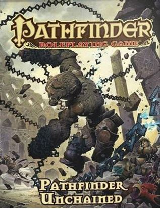 Picture of Pathfinder Roleplaying Game: Pathfinder Unchained
