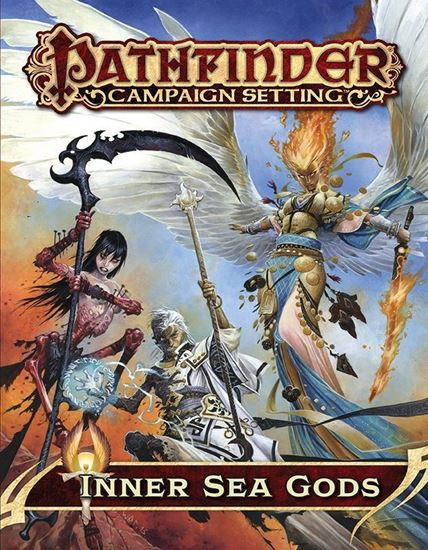 Picture of Pathfinder Campaign Setting: Inner Sea Gods