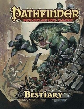 Picture of Pathfinder Roleplaying Game: Bestiary