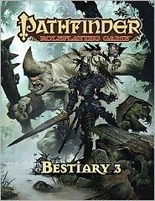 Picture of Pathfinder Roleplaying Game: Bestiary 3