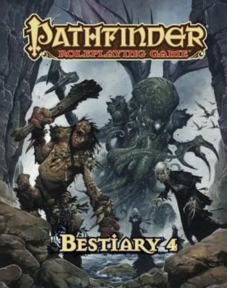 Picture of Pathfinder Roleplaying Game: Bestiary 4