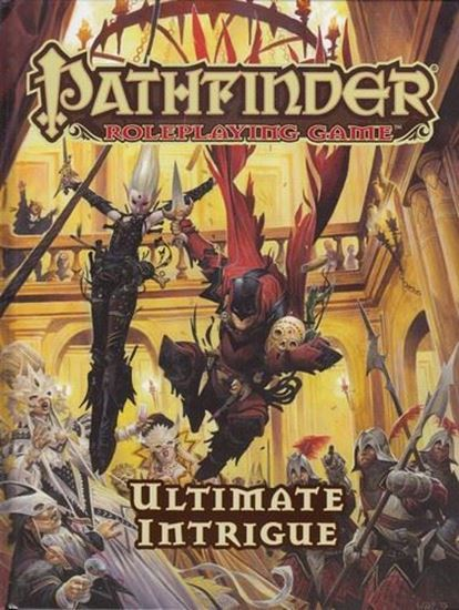 Picture of Pathfinder Roleplaying Game: Ultimate Intrigue