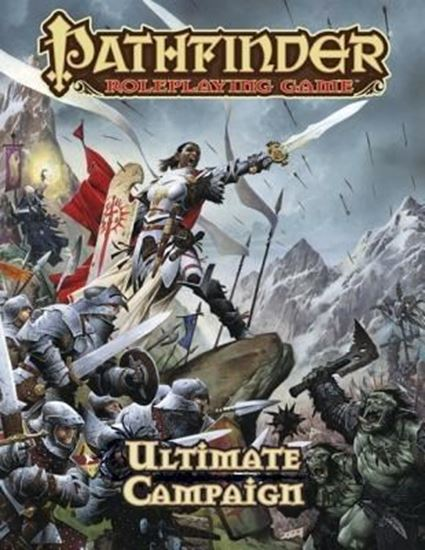 Picture of Pathfinder Roleplaying Game: Ultimate Campaign