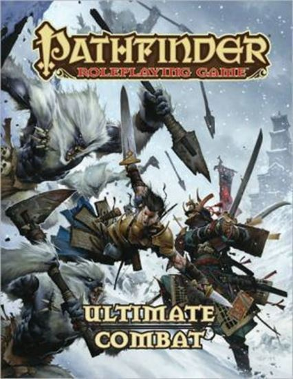 Picture of Pathfinder Roleplaying Game: Ultimate Combat
