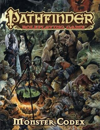 Picture of Pathfinder Roleplaying Game: Monster Codex