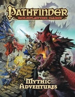 Picture of Pathfinder Roleplaying Game: Mythic Adventures