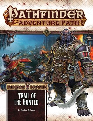 Picture of Pathfinder Adventure Path: Ironfang Invasion