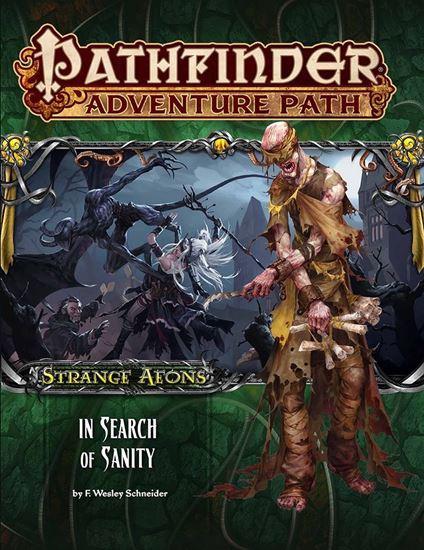 Pathfinder Adventure Path: Strange Aeons