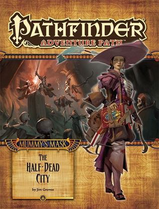 Picture of Pathfinder Adventure Path: Mummy's Mask