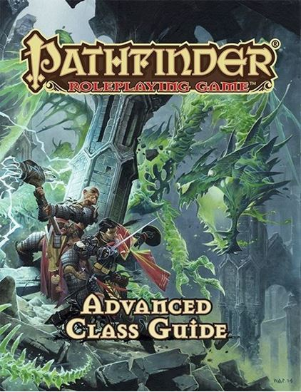 Picture of Pathfinder Roleplaying Game: Advanced Class Guide