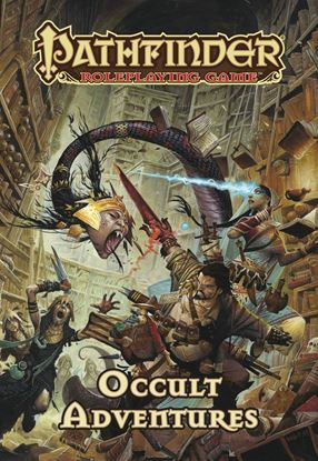 Picture of Pathfinder Roleplaying Game: Occult Adventures