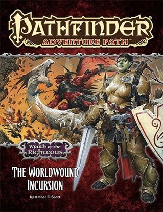Picture of Pathfinder Adventure Path: Wrath of the Righteous