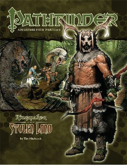Pathfinder Adventure Path: Kingmaker