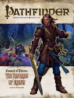 Picture of Pathfinder Adventure Path: Council of Thieves