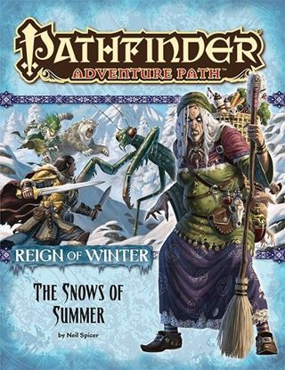 Picture of Pathfinder Adventure Path: Reign of Winter