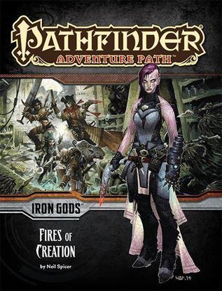 Picture of Pathfinder Adventure Path: Iron Gods