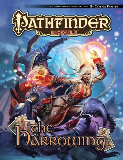 Picture of Pathfinder Module: The Harrowing
