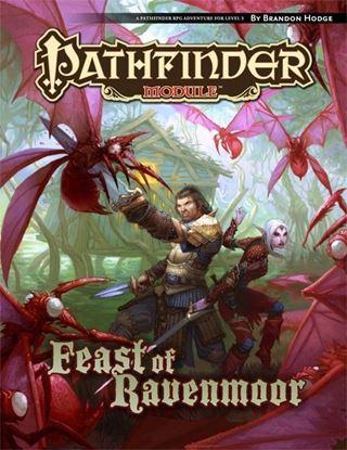 Picture of Pathfinder Module: Feast of Ravenmoor