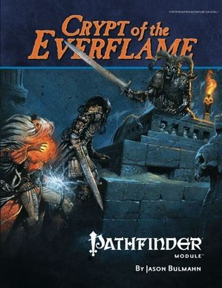 Picture of Pathfinder Module: Crypt of the Everflame