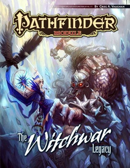 Picture of Pathfinder Module: The Witchwar Legacy